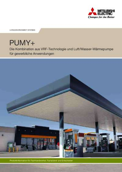 PUMY+ Produktinformation