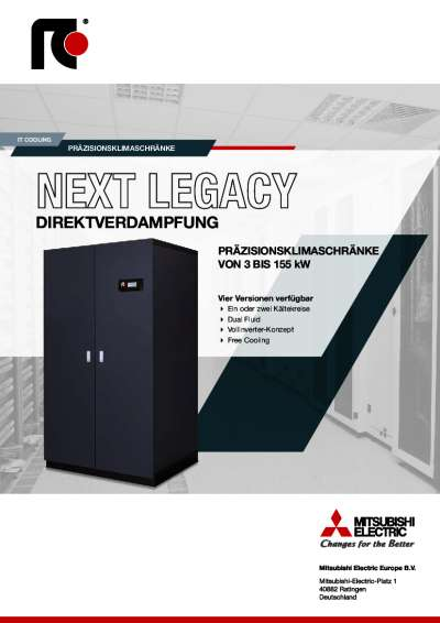 Next Legacy Produktinformation
