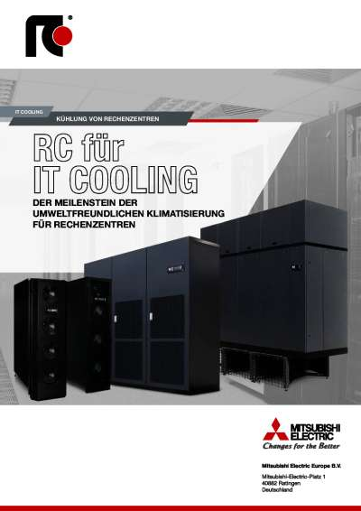 RC Produktinformation IT Cooling