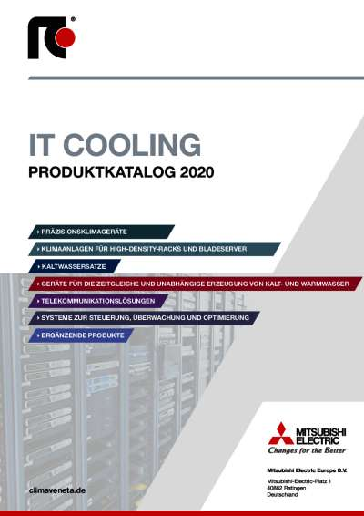 IT Cooling Produktkatalog
