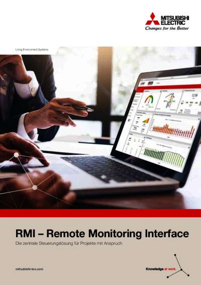 Remote-Monitoring-Interface Broschüre